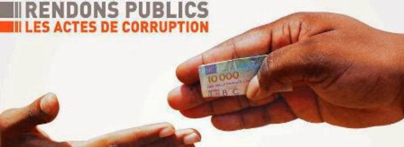 corruption au Sénégal