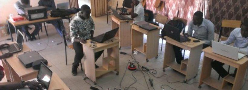 la communauté OpenStreetMap au Sénégal