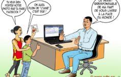 internet et les réseaux sociaux au Sénégal
