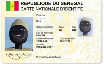 carte d'identité