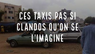 taxi clando