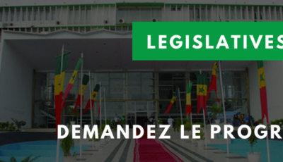 Législatives 2017 - Demandez le programme