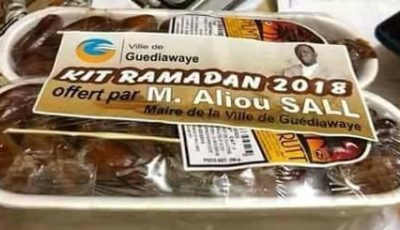 publicité au Sénégal
