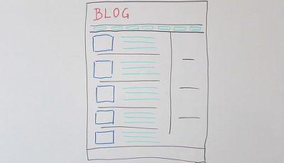 se préparer au blogging